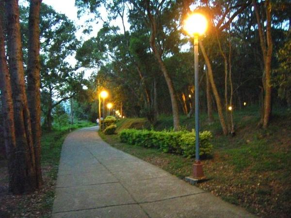 東海大學步道