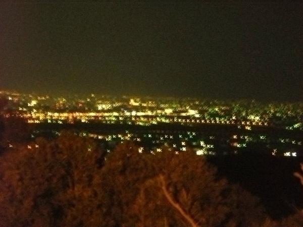 台中縣夜景