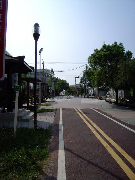 紅綠燈路口
