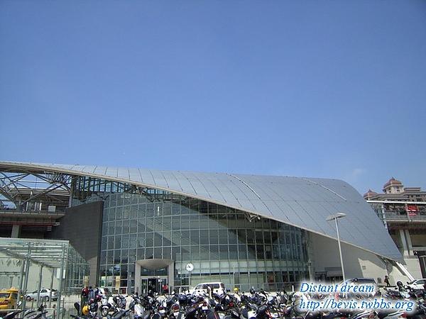 新竹高鐵造型