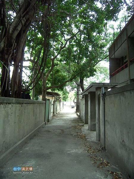 舊眷村小巷