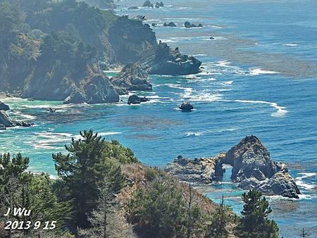 中加州海岸
