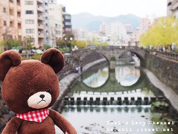 長崎眼鏡橋1