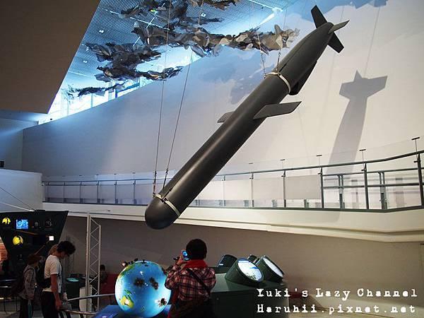 長崎原爆紀念館13