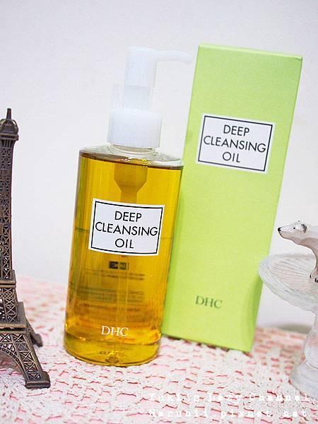 DHC深層卸妝油3