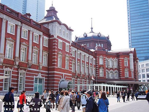 東京車站一番街3