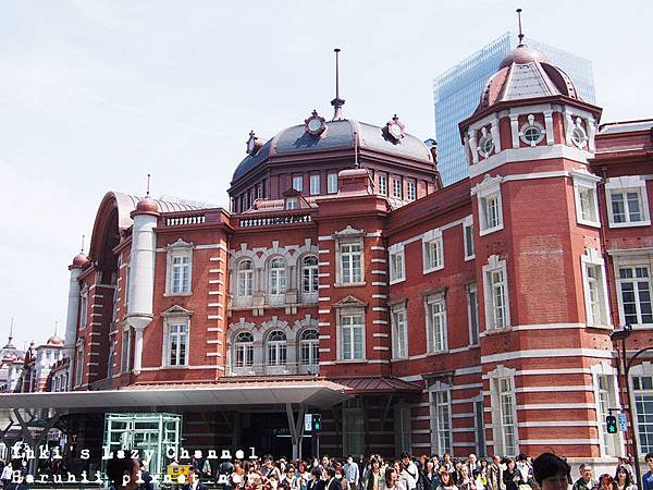東京車站一番街2