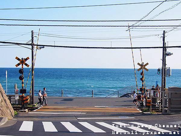 鎌倉高校前平交道3
