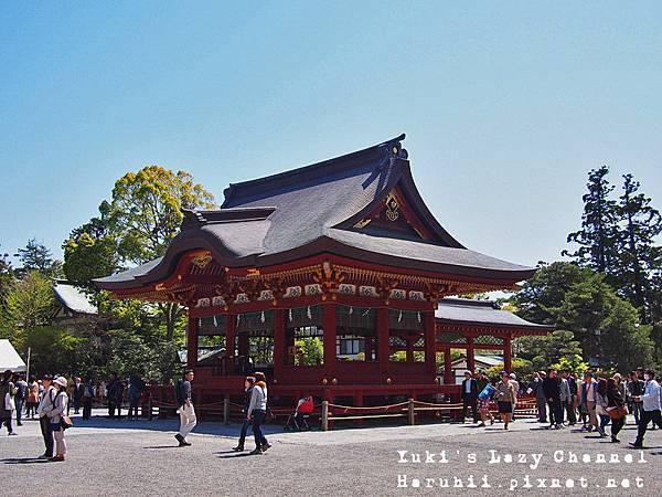 鎌倉鶴岡八幡宮21