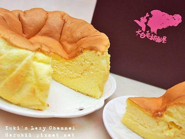 大白毛火山熔岩蛋糕17