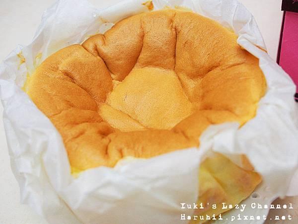 大白毛火山熔岩蛋糕2