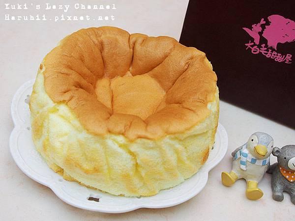 大白毛火山熔岩蛋糕9