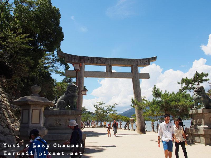 廣島宮島嚴島神社20