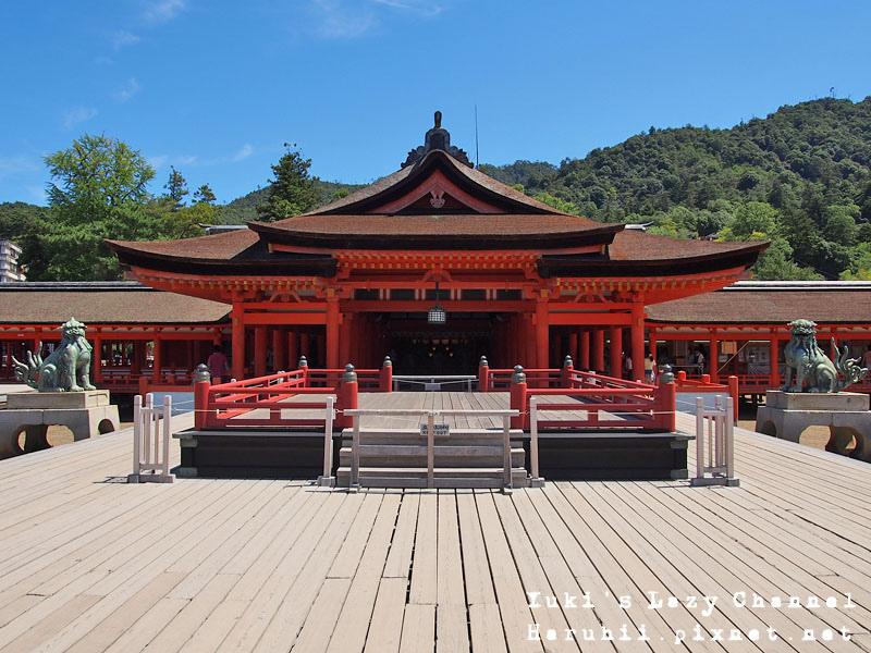 廣島宮島嚴島神社27