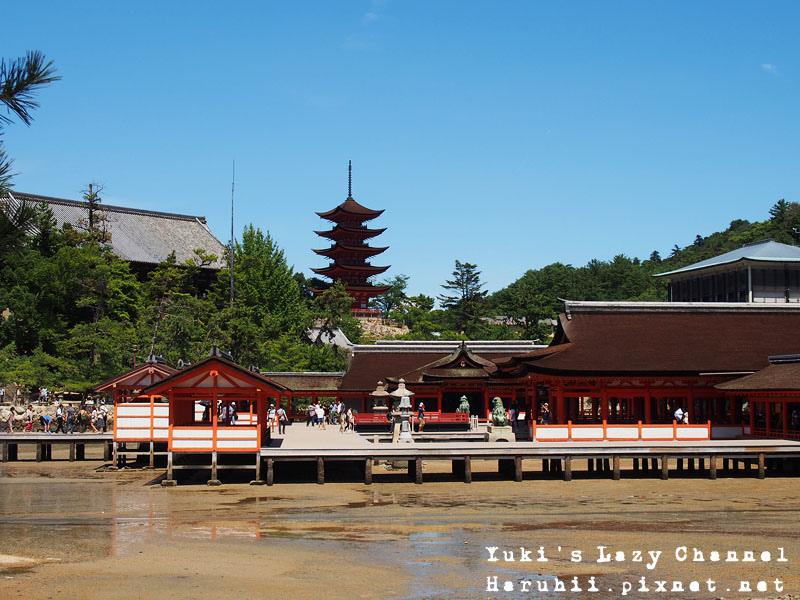 廣島宮島嚴島神社30