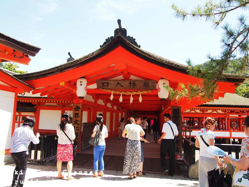 廣島宮島嚴島神社32