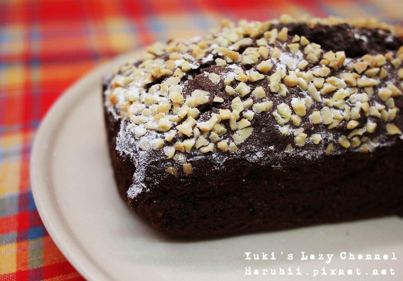 巧克力布朗尼1