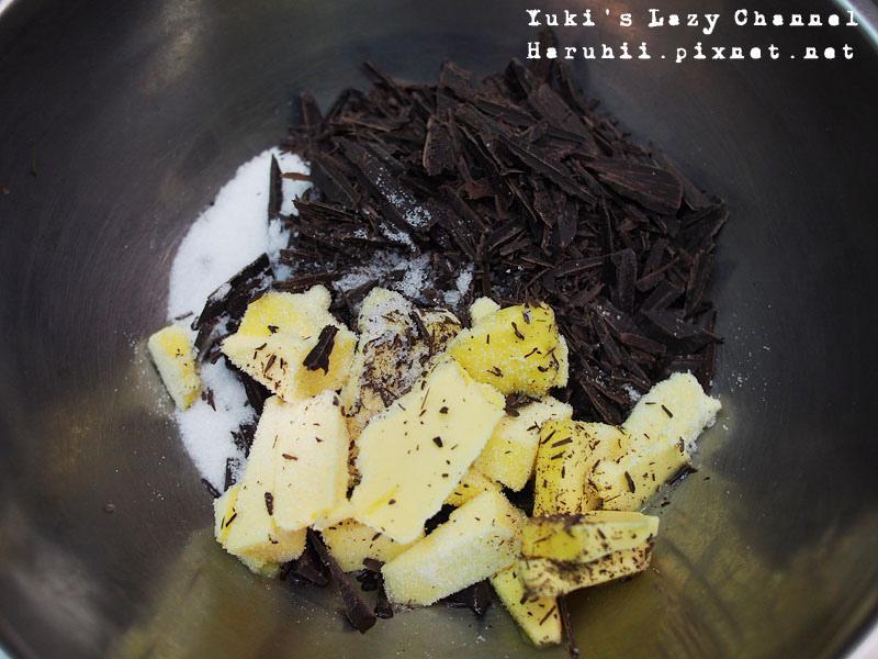 巧克力布朗尼4