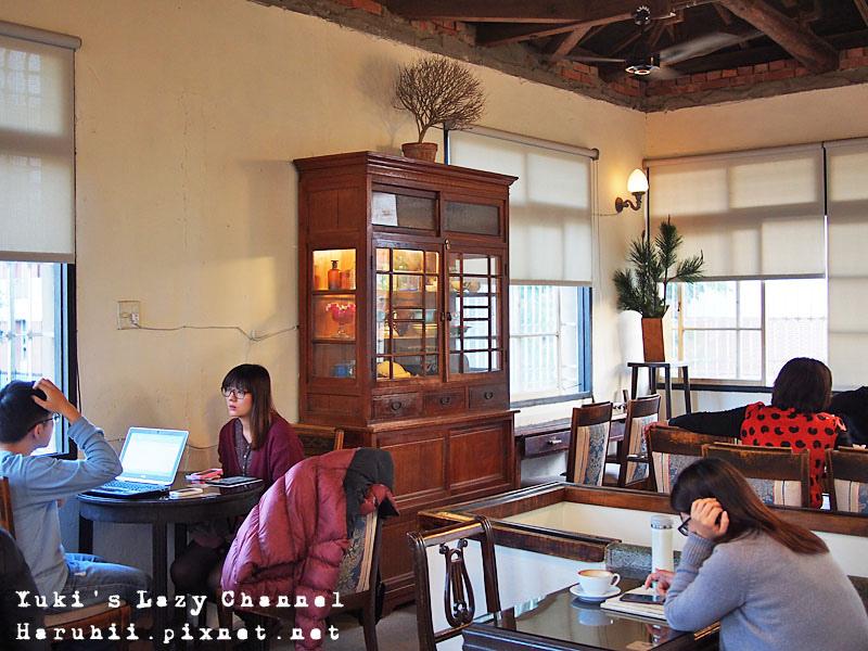 台南鹿角枝咖啡23