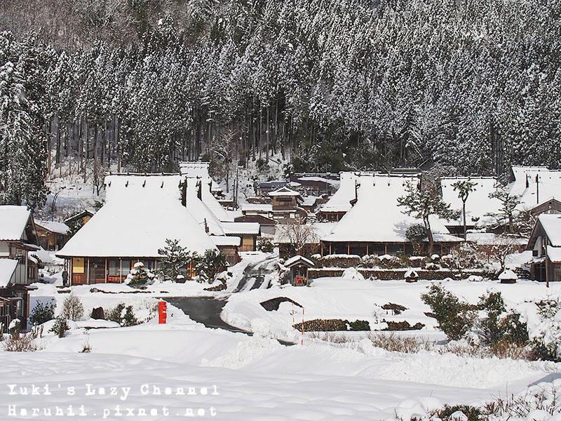 京都美山合掌屋