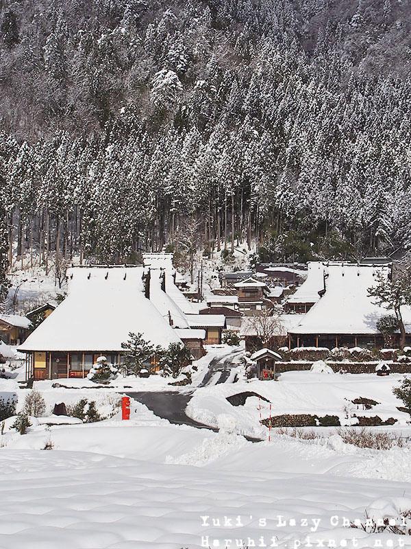 京都美山合掌屋1