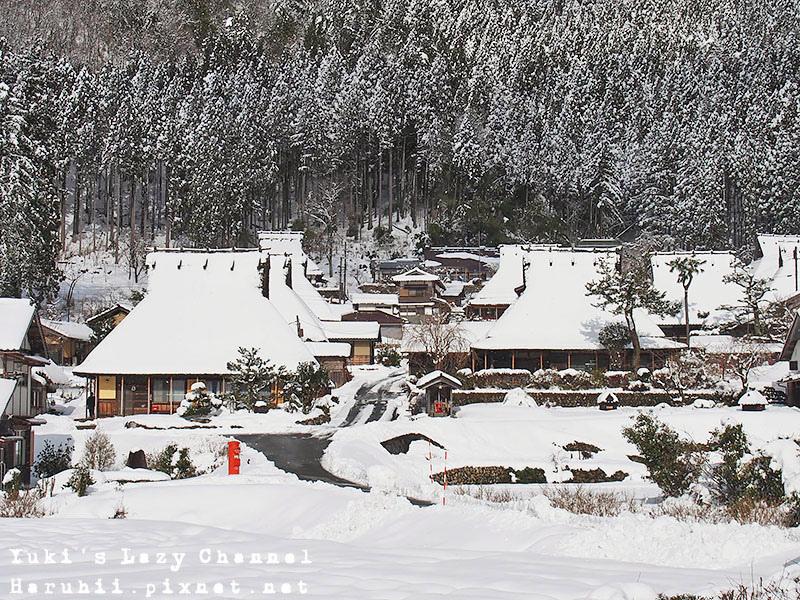京都美山合掌屋2