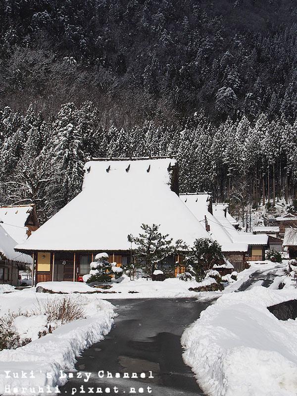 京都美山合掌屋30