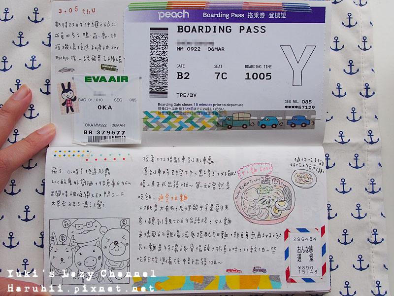沖繩旅遊手帳2