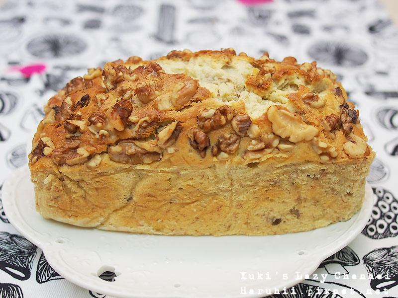 香蕉核桃蛋糕
