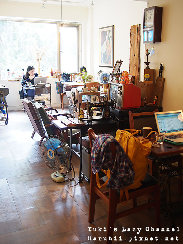 自然醒咖啡公寓15