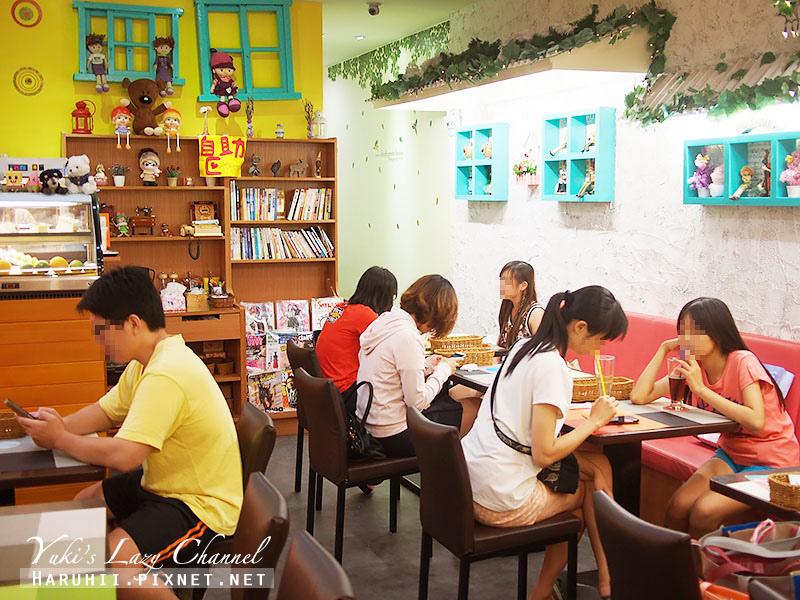 日初輕食館5