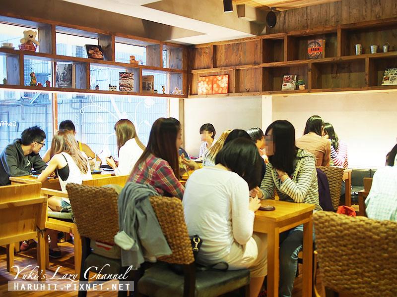 caffebene台北12
