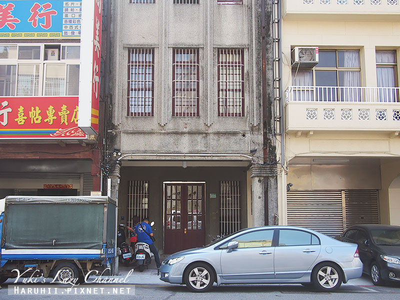 興居台南老屋民宿the Vintage Masion3