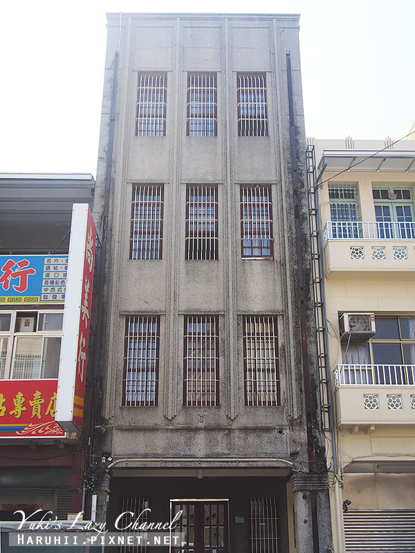 興居台南老屋民宿the Vintage Masion5