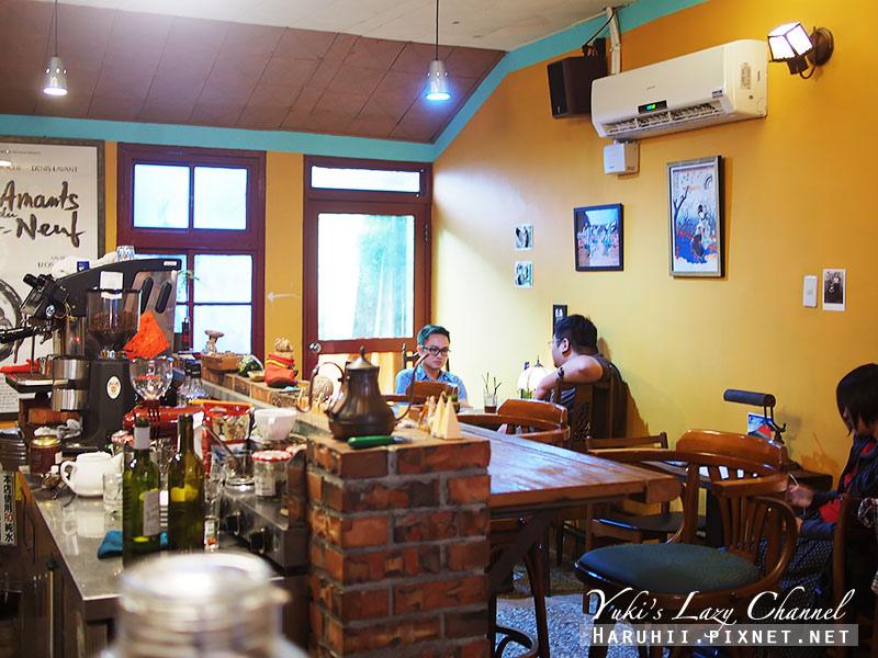 暖暖蛇咖啡館Café Flâneur𨑨迌咖啡8.jpg