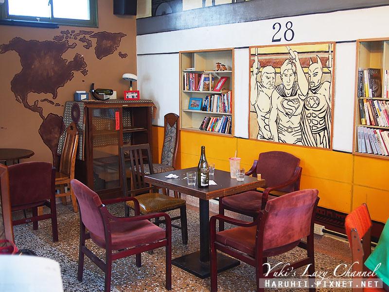 暖暖蛇咖啡館Café Flâneur𨑨迌咖啡10.jpg