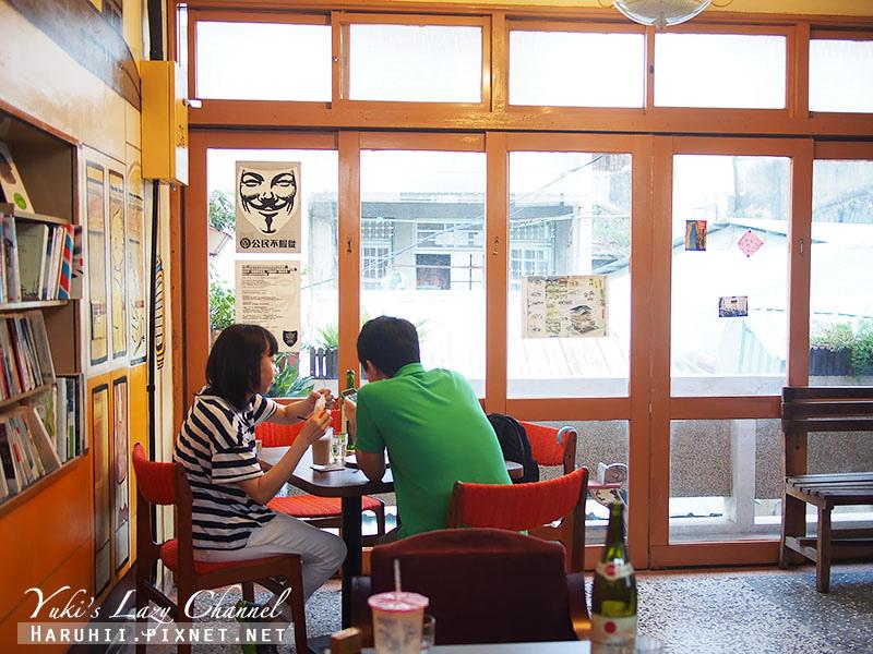 暖暖蛇咖啡館Café Flâneur𨑨迌咖啡12.jpg