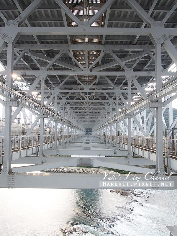 鳴門大橋鳴門漩渦13