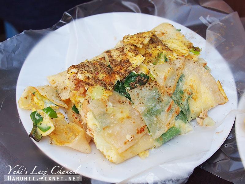台南水仙宮無名早餐9