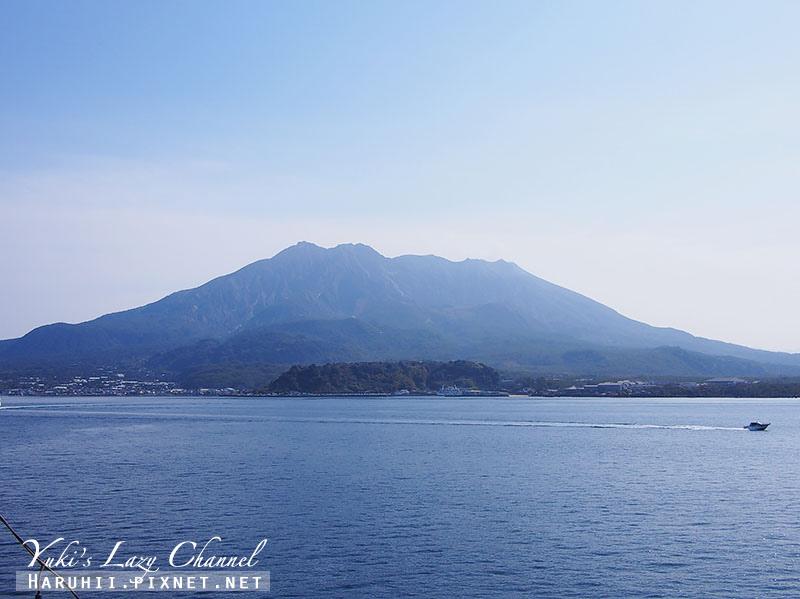 鹿兒島櫻島火山