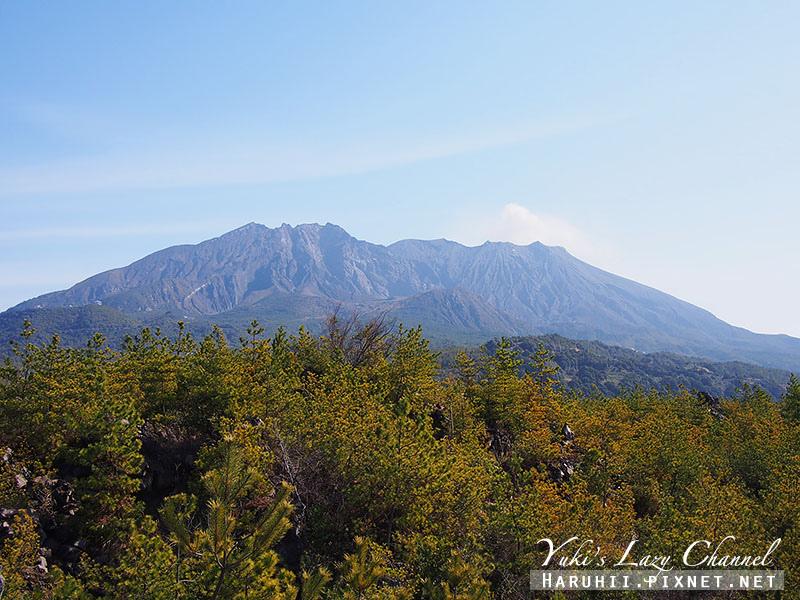 鹿兒島櫻島火山18