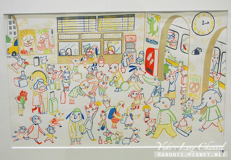 波隆納世界插畫大展37