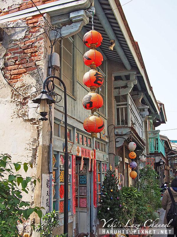 台南神農街2