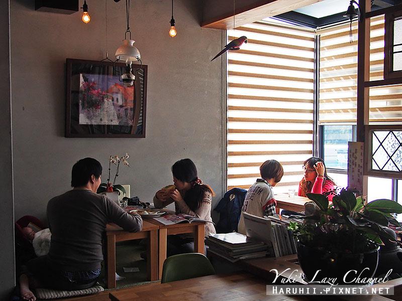 台南是吉咖啡cafe ichi12