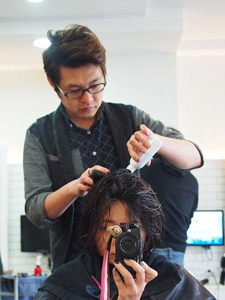 台中VS Hair剪染髮11