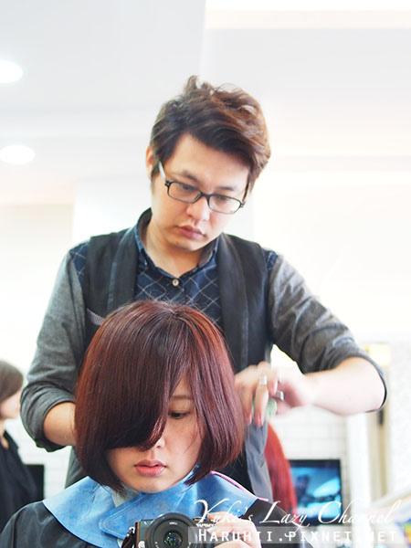 台中VS Hair剪染髮14