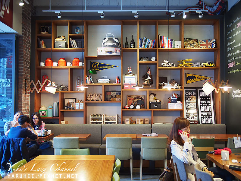 東區campus cafe7