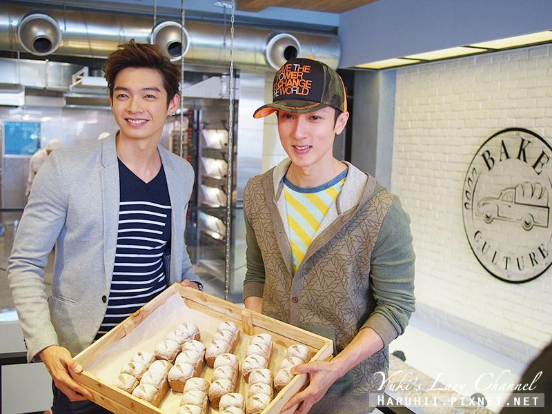 貝肯庄麵包21