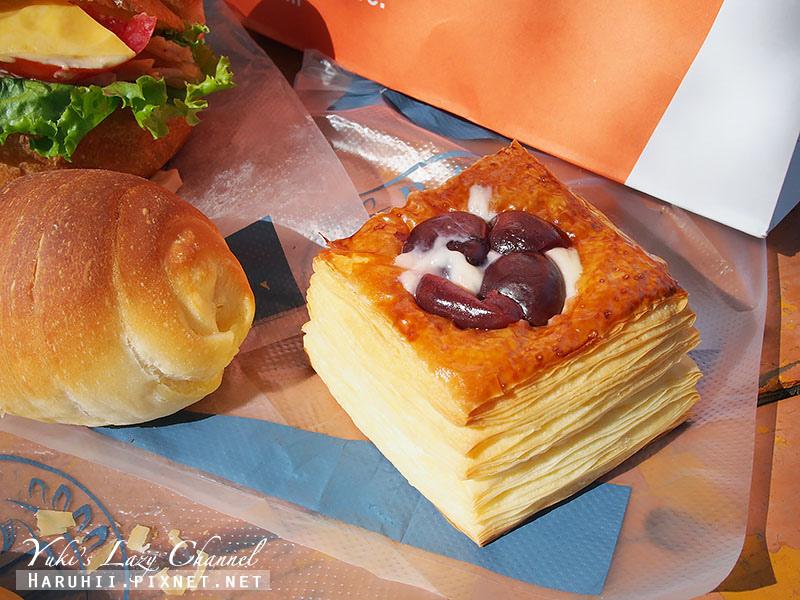 貝肯庄麵包43