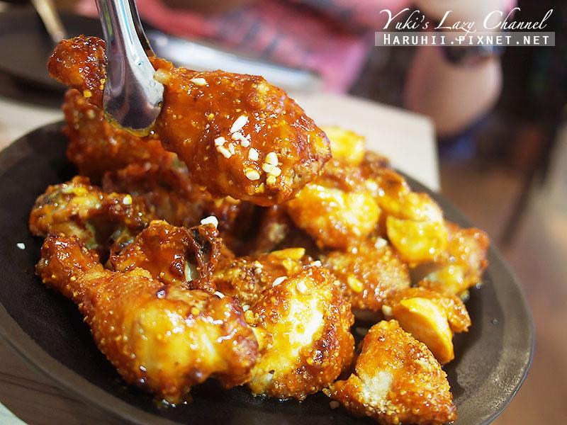 烤頂雞韓式烤雞11